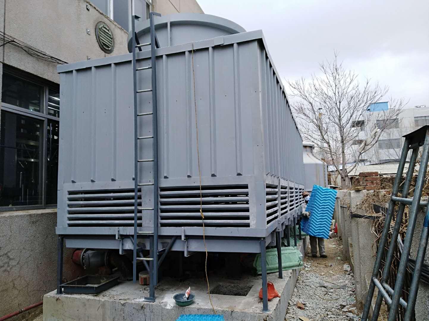 玻璃钢冷却塔造价低廉、轻质高强
